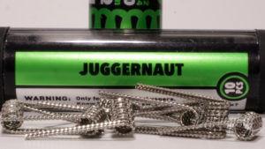 Готовые намотки Wotofo Juggernaut