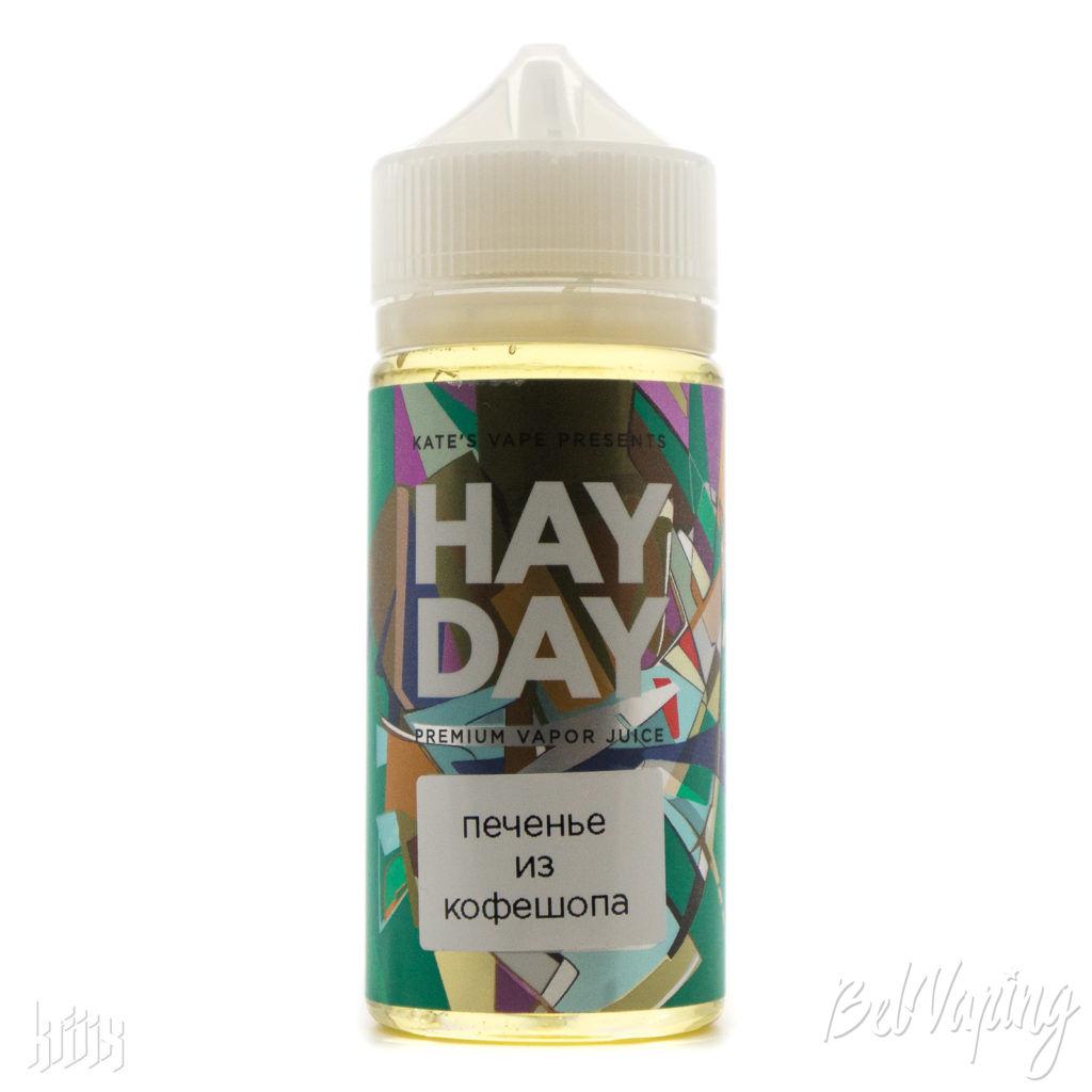 Жидкость HAY DAY Печенье из Кофешопа