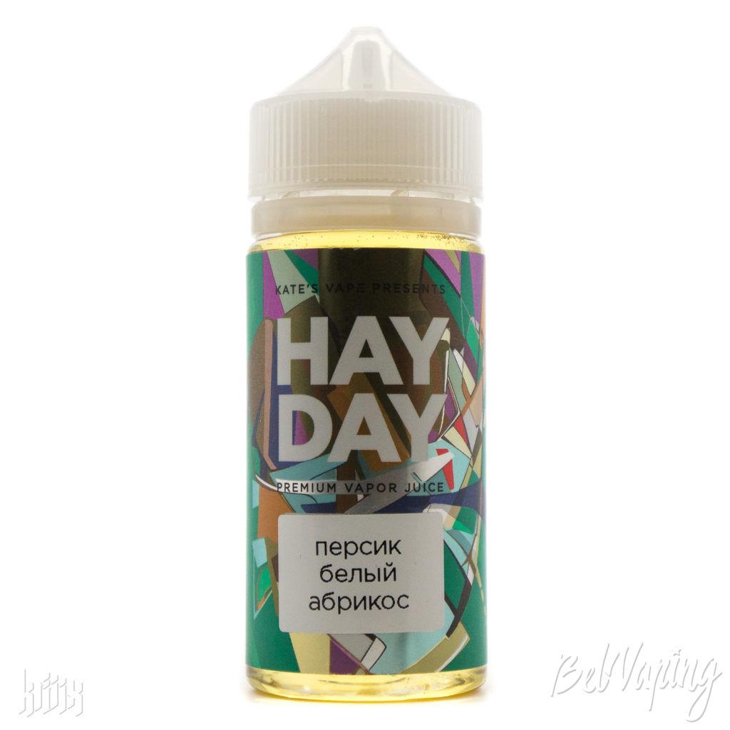 Жидкость HAY DAY Персик Белый Абрикос