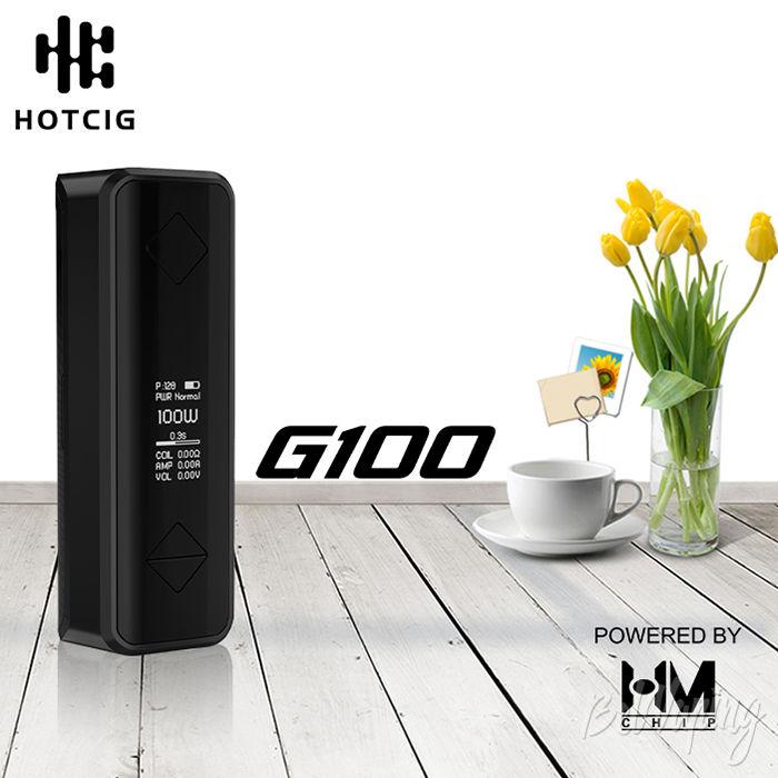 Внешний вид Hotcig G100