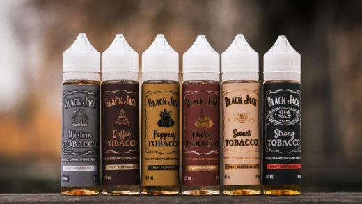 Обзор жидкости Black Jack от INTRUE Lab