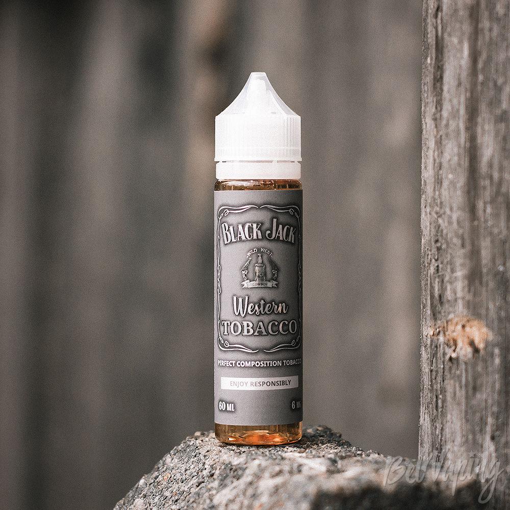Black Jack – Western Tobacco