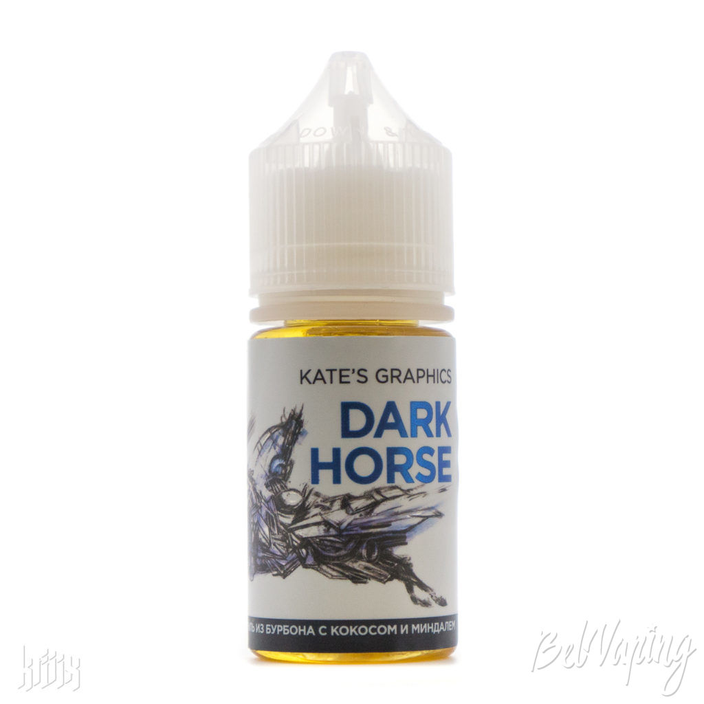 Жидкость Kate's Salt Dark Horse