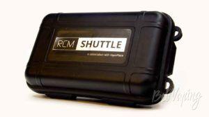 Механический мод RCM SHUTTLE - упаковка