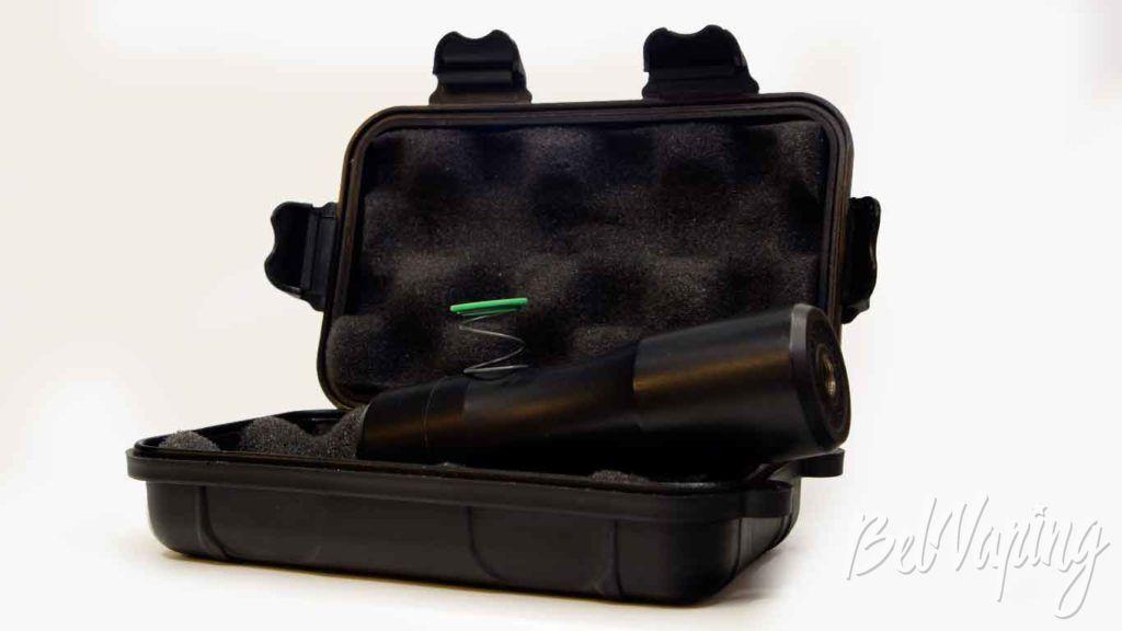Механический мод RCM SHUTTLE - что в коробке