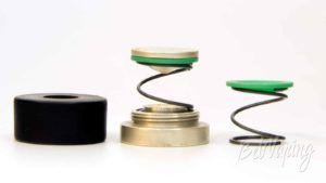 Механический мод RCM SHUTTLE - челнок в разборе