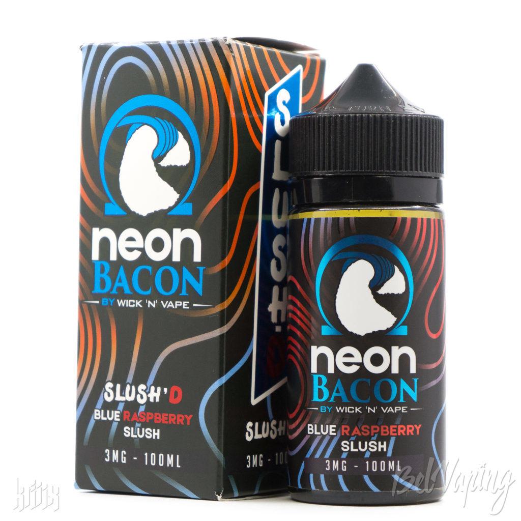 Жидкость Neon Bacon Slush'D
