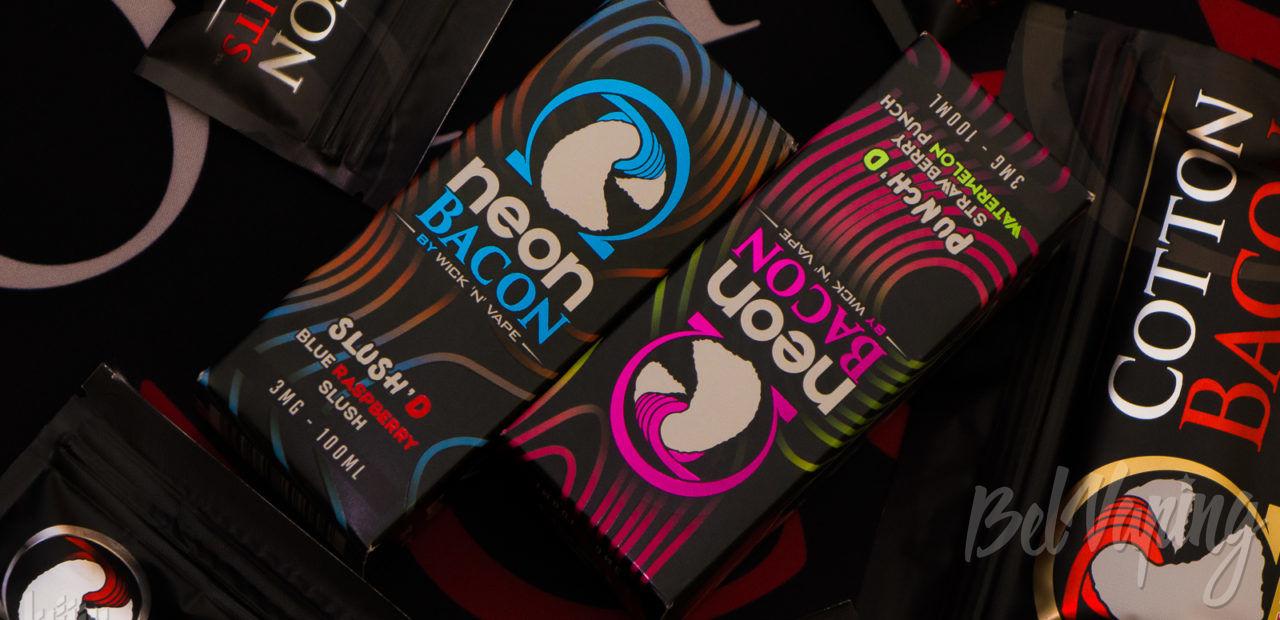 Обзор жидкости Neon Bacon