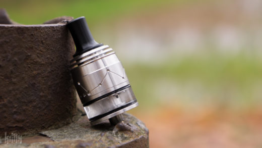 Обзор VapeFly Galaxies MTL RDTA Squonk