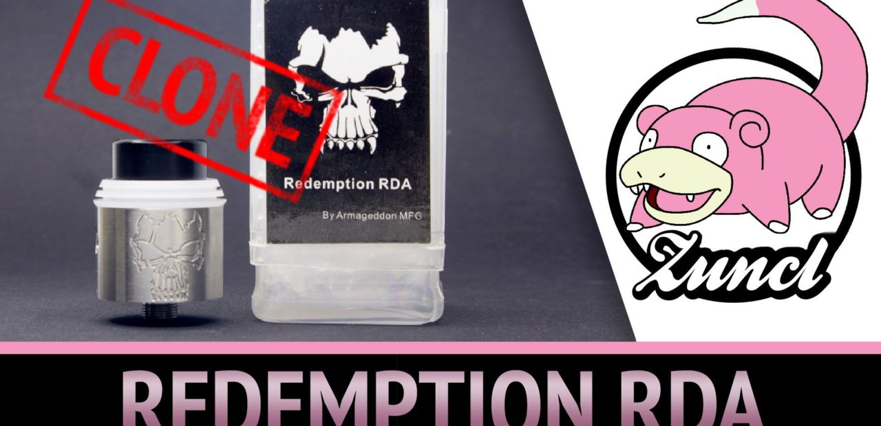 Обзор клона REDEMPTION RDA