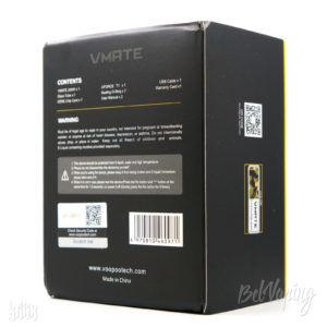 Упаковка набора VOOPOO VMATE 200W & UFORCE T1 Starter Kit
