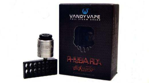 Обзор Vandy Vape PHOBIA 2 RDA