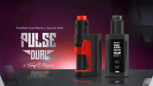 Vandy Vape Pulse Dual Kit. Первый взгляд
