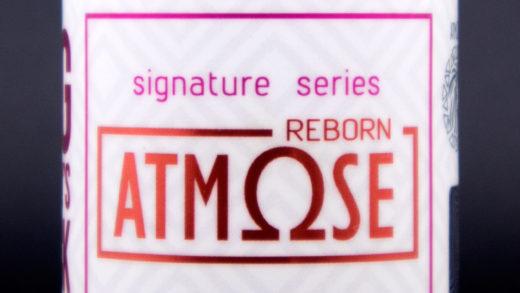 Обзор жидкости Atmose REBORN