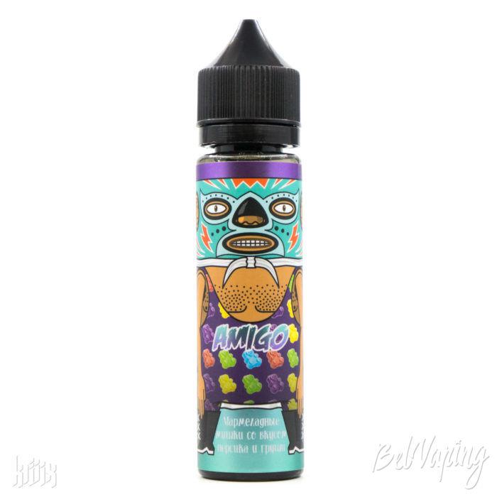 Жидкость Amigo - Мармеладные мишки со вкусом персика и груши