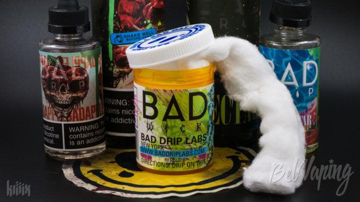 Хлопок Bad Wick от Bad Drip