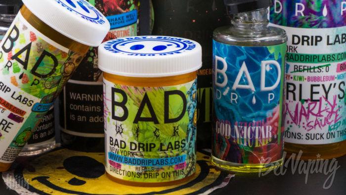 Продукция Bad Drip