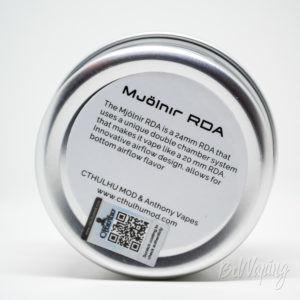 Упаковка Cthulhu Mod Mjölnir RDA