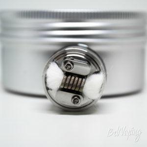 Укладка ваты в Cthulhu Mod Mjölnir RDA