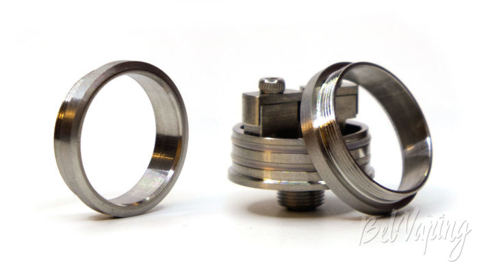 Cthulhu SHURIKEN RDA - фиксирующее кольцо