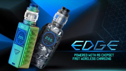 Digiflavor Edge Kit. Первый взгляд
