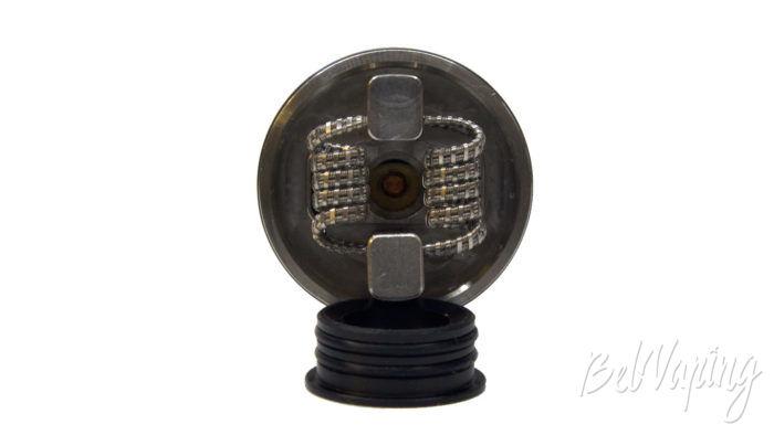 Ehpro YUN RDA - установка спиралей