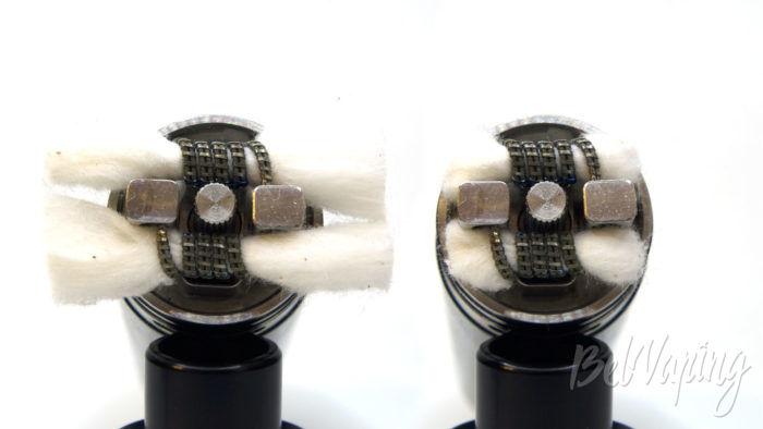 Ehpro YUN RDA - установка и укладка хлопка