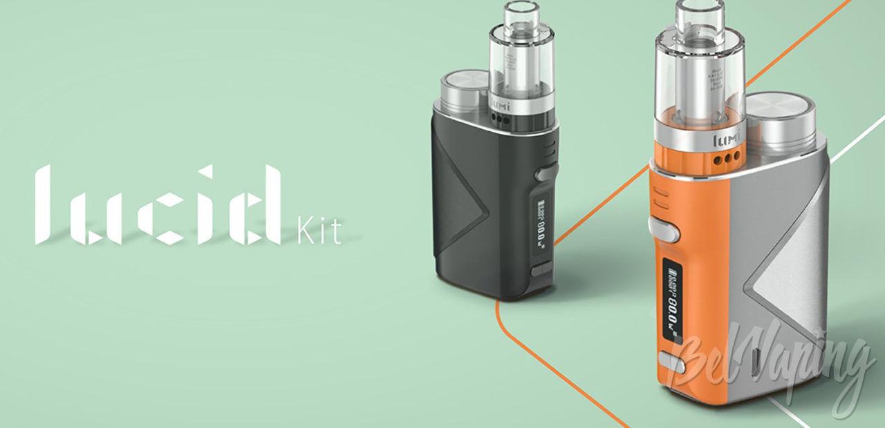 GeekVape Lucid Kit. Первый взгляд