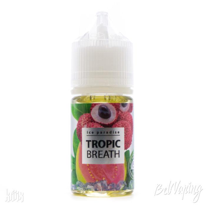 Жидкость Ice Paradise Salt Tropic Breath