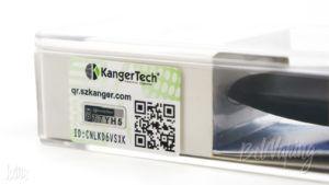 Проверка оригинальности Kanger UBOAT Starter Kit