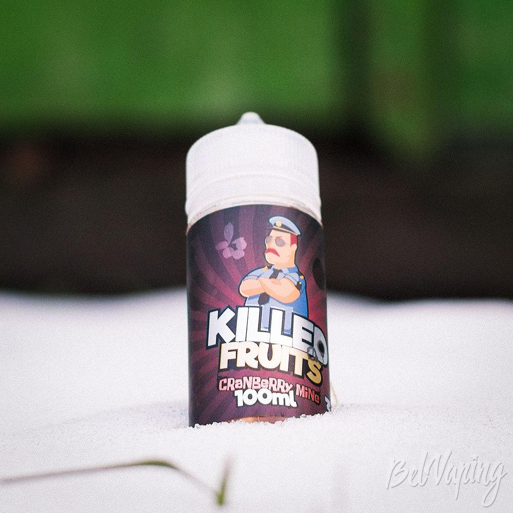ЖидкостьKilled Fruits от Oboima Liquid