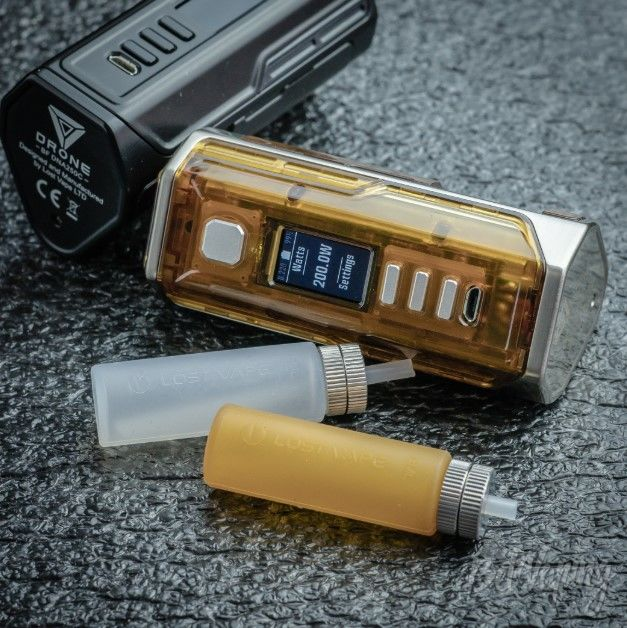 Бутылочка Lost Vape Drone BF DNA250C