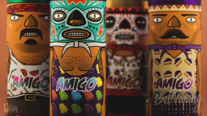 Жидкости Amigo