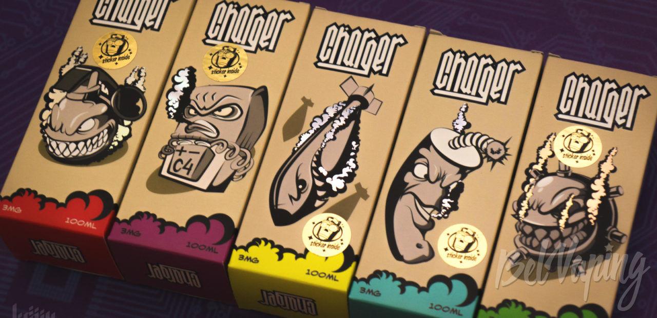 Обзор жидкости Charger от Vape'N'Roll