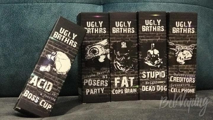 Обзор жидкости Ugly Brthrsот NovaCloud