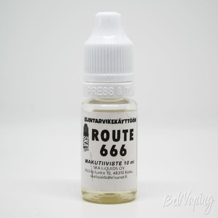 SKA Liquids – Route 666
