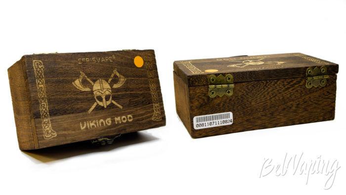 Serisvape VIKING MOD - упаковка