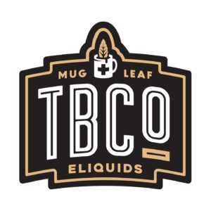 TBCO MUG + LEAF Eliquids
