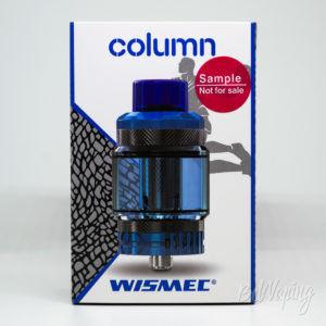 Упаковка танка Wismec Column