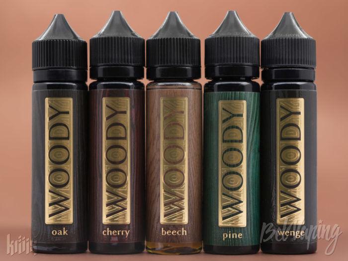 Жидкости Woody от Подвальчика дяди Вовы