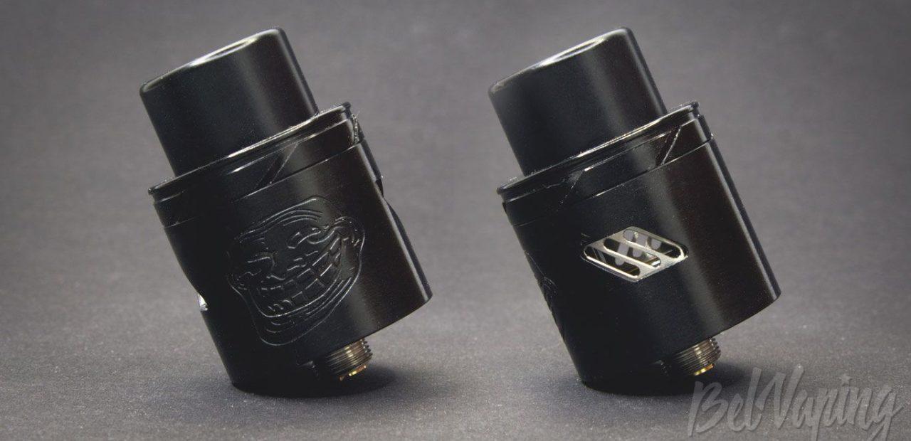 Обзор Wotofo THE TROLL V2 RDA 25mm