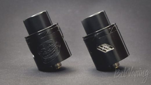 Обзор Wotofo THE TROLL V2 RDA 25mm