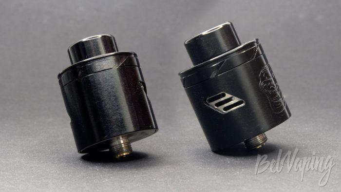 Wotofo THE TROLL V2 DRA 25mm - внешний вид