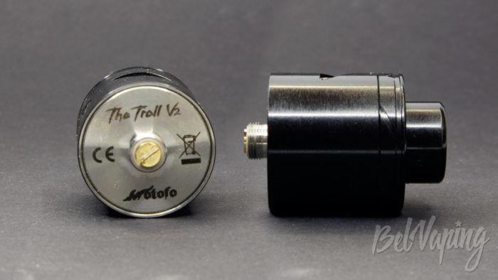 Wotofo THE TROLL V2 DRA 25mm - коннектор