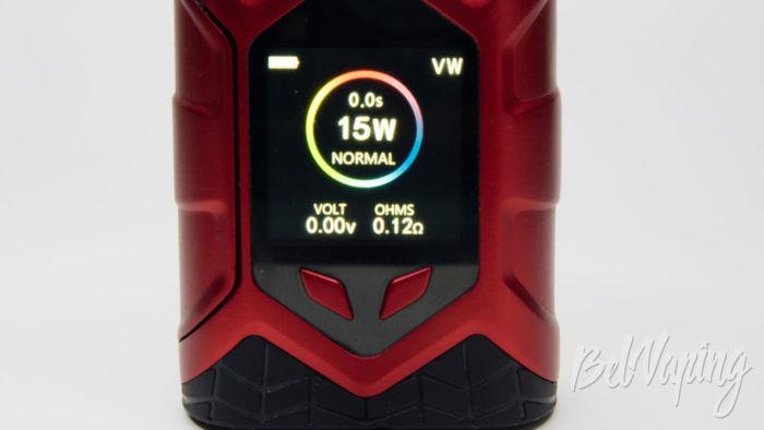 Wotofo THE TROLL V2 DRA 25mm - сопротивление намотки