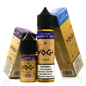 Жидкости Yogi Eliquid в флаконах 30 мл (SALT) и 60 мл
