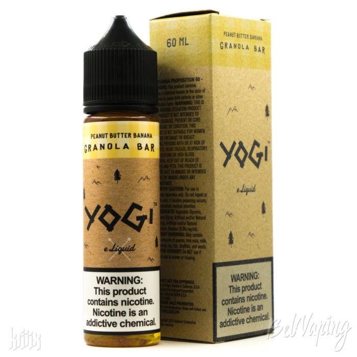 Жидкость Original Granola Bar от Yogi
