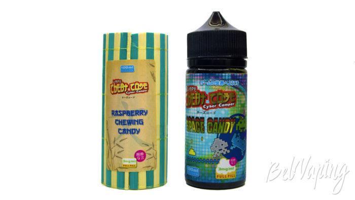 Жидкость CHEAT CODE - вкус SPACE CANDY