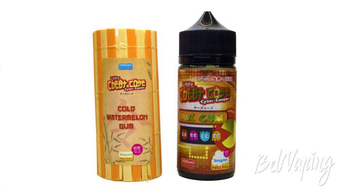 Жидкость CHEAT CODE - вкус PAC GUM