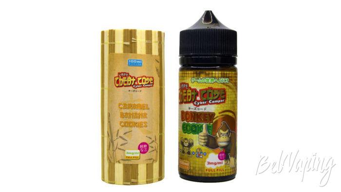 Жидкость CHEAT CODE - вкус DONKEY COOKIE